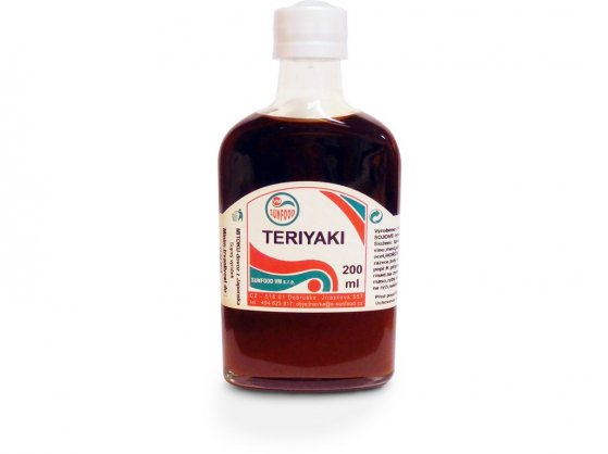 Sunfood Teriyaki Sanjirushi tamari 200ml
